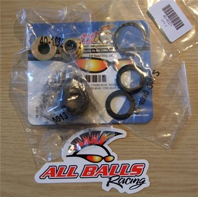 AllBalls Rear Shock Bearing Kit 29-5013